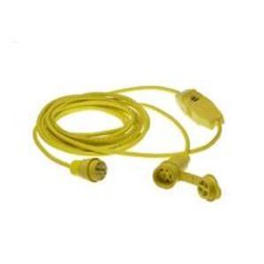 Woodhead 15052-1 15a. In-line Gfci W/plug &conn
