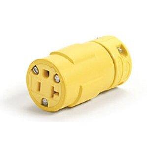Woodhead 2747 Super-safeway Conn NEMA L5-20 20a/125v