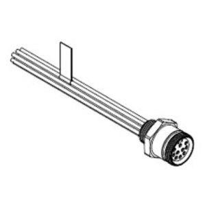 Woodhead 3R1004A20A120 Mc 10p Fr 12in 16/1 Pvc
