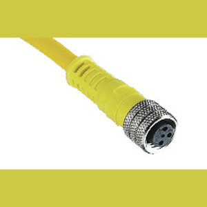 Woodhead 405001A10M020 NC 5P FP 2M 90D
