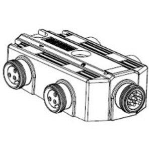 Woodhead 409P403 MC MPIS 4/3P FR W/3P MR