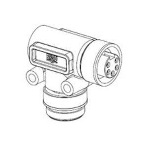 Woodhead 41481 Mc 5p Mf 90deg Adapter