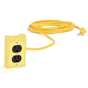 Woodhead 442 DROP-CORD BOX - 25FT