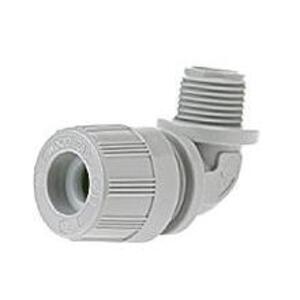 """Woodhead 5535 1/2"""" Max-Loc® 90° Cord Grip, 0.562-0.625"""""""