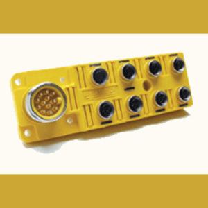 Woodhead BTY803P-FBA MIC MPIS 8 PORT