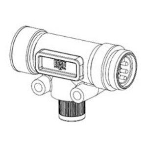 Woodhead DND3020 MC 5P TEE MICRO DROP