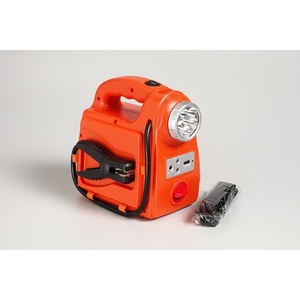 Zeus Battery JUMPSTARTER-ZJPS1 Portable Jump Starter