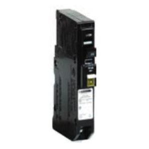 QO115CAFI Arc-Fault Interrupter Circuit Breaker, Plug-In, Type QO, 1P, 15A, 120/240V