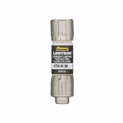 """Fuse, 3-1/2 Amp, Class CC, Fast-Acting, 13/32"""" x 1-1/2"""", 600V"""