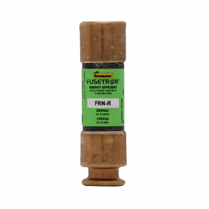 1/8 Amp Class RK5 Dual-Element Time-Delay Fuse, 250V