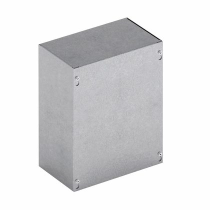 "Junction Box, NEMA 1, Screw Cover, 18"" x 18"" x 4"""
