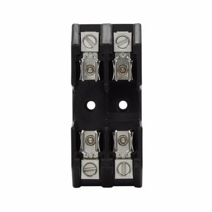 Class G Fuse Block, 2-Pole, 35-60A, 480V, Box Lug w/Retaining Clip