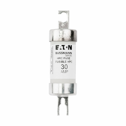 100 Amp HRI Type K Ceramic Body Fuse, 600V