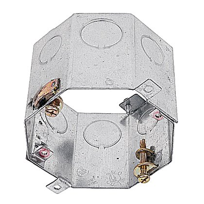 4in OCTAGON CONCRETE CFB, 3in DEEP