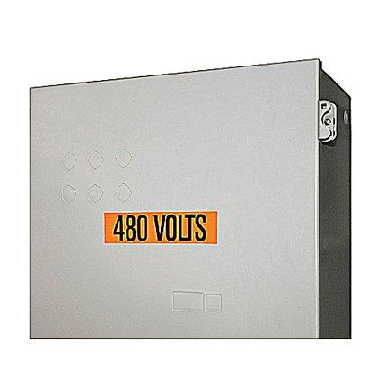 Conduit & Voltage Marker, 460V