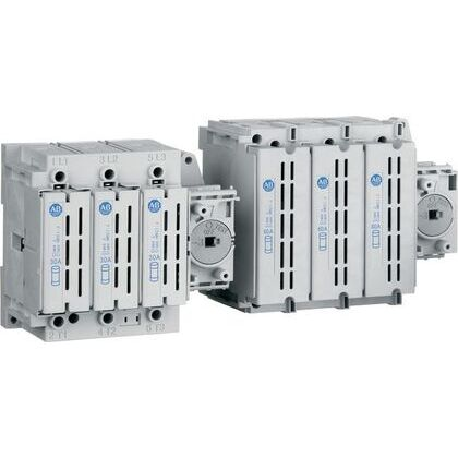 ROTARY DISCONNECT SWITCH 60A J FUSES