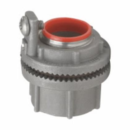 "Conduit Hub, Type: Grounding, Size: 2-1/2"", Stainless Steel"