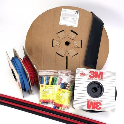 3M FP301-3/4-50'-White-Spool Heat S *** Discontinued ***