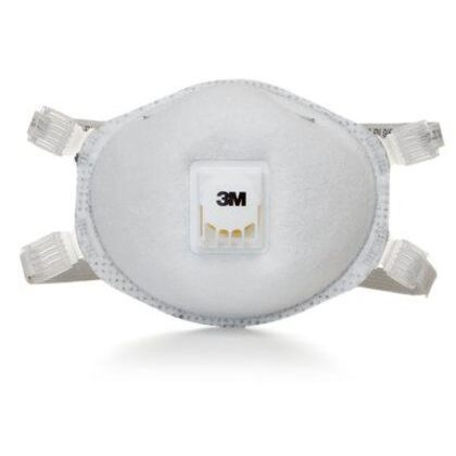 N95 Particulate Respirator With Faceseal