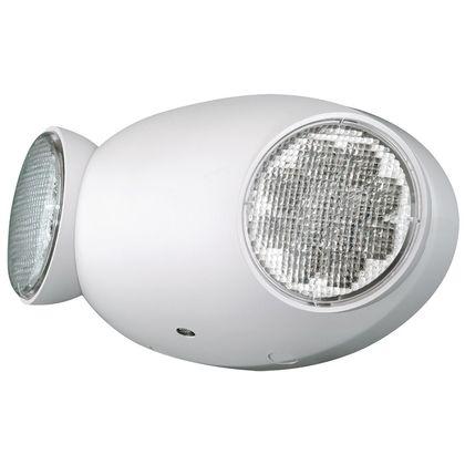 Emergency Light, LED Dual Adjustable Head