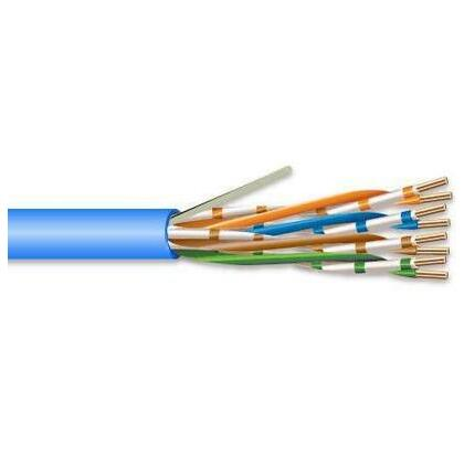 4 Pair 23 AWG CMP CAT6 - Blue
