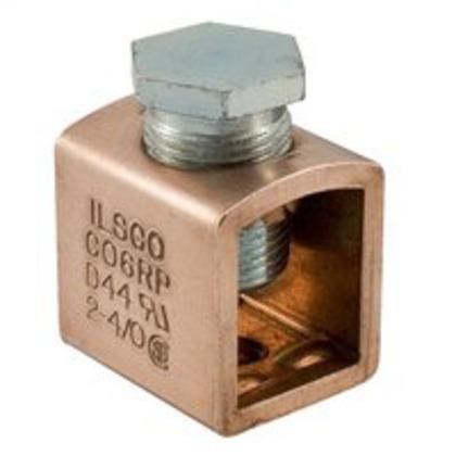 ILSCO CO6RP CU MEC 4/0-2 B UR CSA