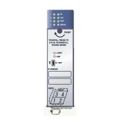 Ethernet Module, TCP/IP 10/100MBits, 2 RJ45 Ports, Switch