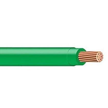 4/0 XHHW Stranded Copper, Green