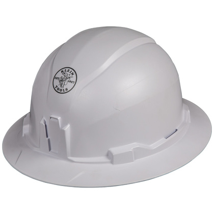 Hard Hat, Non-vented, Full Brim Style