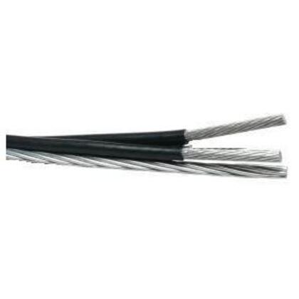 6/2 XLPE Aluminum Overhead Cable 500'