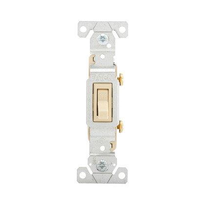 Switch Decorator 3Way 15A 120/277V IV