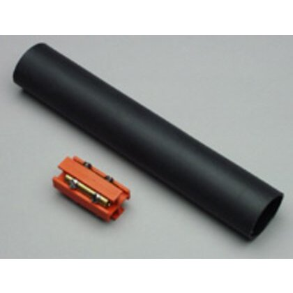 Watertight Underground Splice Kit, 8 - 2 AWG, (2) Heat Shrink Sleeves, Dual Rated