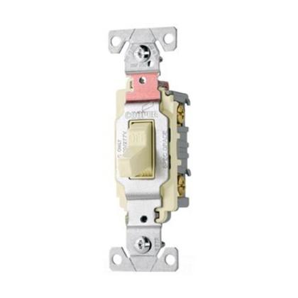 Switch Toggle SP 20A 120/277V Swire LA