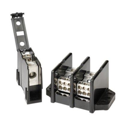 255A, 600V, Barrier Terminal Blocks Splicer Block