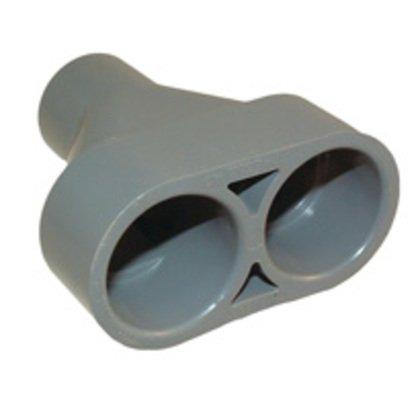 PVC FLOOR BOX Y-ADAPTER FOR 5511 BOX