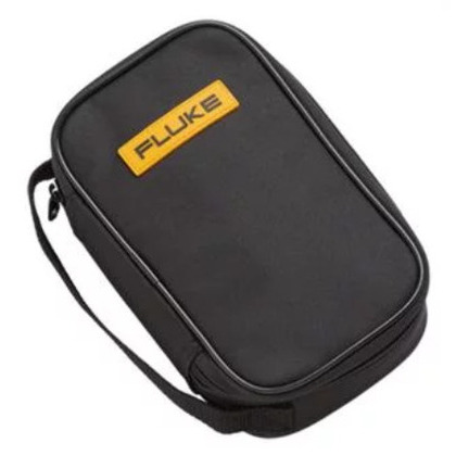 Polyester Carrying Case - Black/Yellow