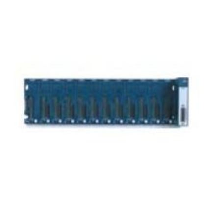 Base Plate, Expansion, 10-Slot, Serial Bus Only, PACSystems RX3i