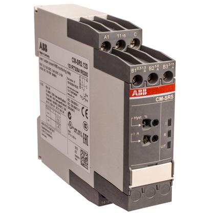 ABB Entrelec 1SVR 730 840 R0500 Current Monitor, 3-