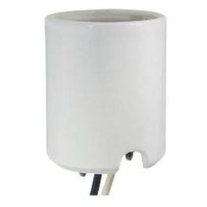 Mogul Base Lamp Holder, 5 KV Pulse Rated
