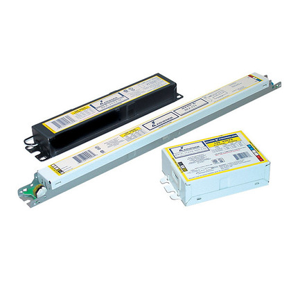 Electronic Dimming Ballast, Fluorescent, 2-Lamp, 24W, 120-277V