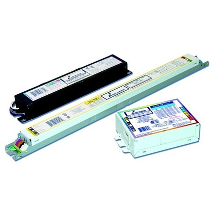 Electronic Dimming Ballast, Compact Fluorescent, 2-Lamp, 40W, 120-277V