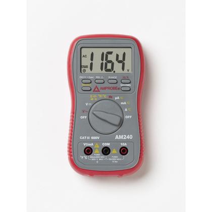AMP AM-240 DIGITAL MULTIMETER