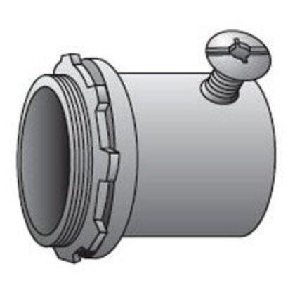 """Set Screw Connector, 3/4"""" Steel"""