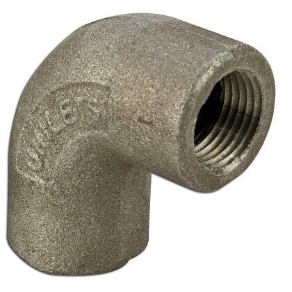 """Elbow, 90°, 1/2"""", Female/Female, Explosionproof, Aluminum"""