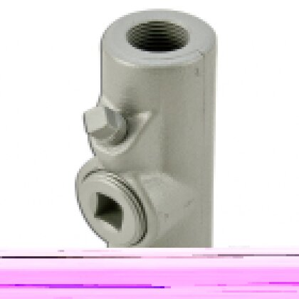"""Sealing Fitting, Vertical/Horizontal, 3/4"""", Explosionproof, Malleable"""