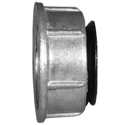 """Bushing, Insulated, Size: 1"""", 4 to 14 AWG, Zinc Die Cast"""