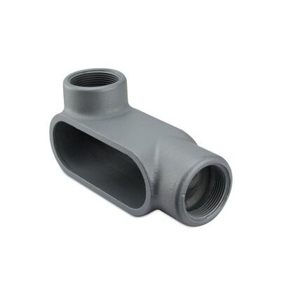 """Conduit Body, Type: LL, 3/4"""", Form 7, Malleable Iron"""