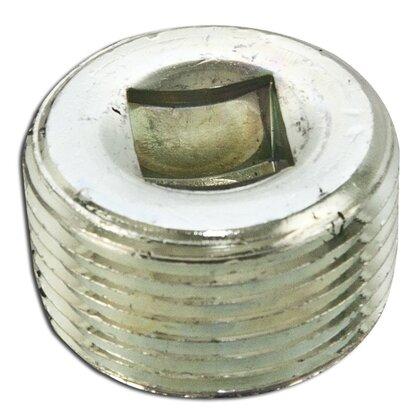 """Close-Up Plug, Recessed Head, 3/4"""", Explosionproof, Steel"""