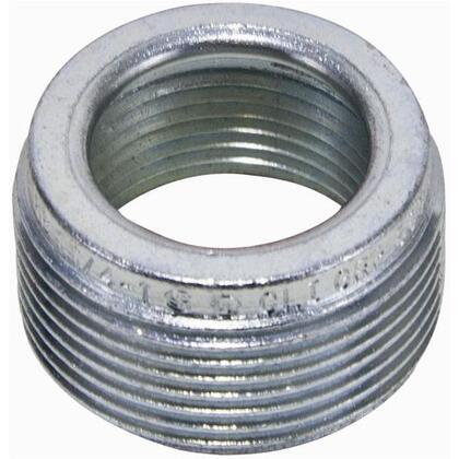 "Reducing Bushing, Threaded, 2"" x 3/4"", Steel"