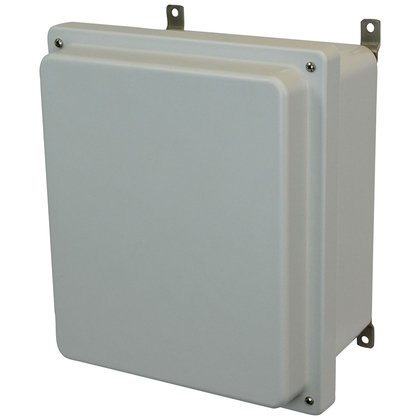 Wall mount enclosure assembly